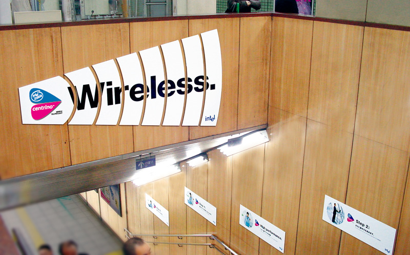 Wireless、つながる無線LAN